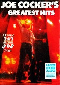 Cover Joe Cocker - Greatest Hits [747 Pop]